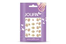 Jolifin Airbrush Tattoo Gold Nr. 4