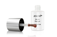 Jolifin Carbon Quick-Farbgel red toffee 11ml
