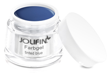 Jolifin Farbgel tinted blue 5ml