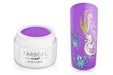 Jolifin Farbgel lovely purple 5ml