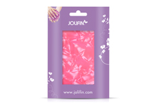 Jolifin Nailart flexi Seashell Wrap baby-pink