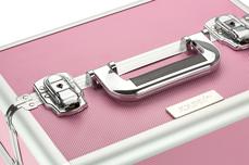 Jolifin Mobiler Kosmetik Koffer pink