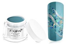 Jolifin Farbgel powder blue 5ml