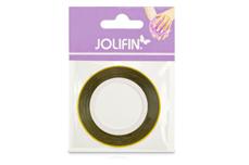 Jolifin Pinstripes hologramm gold - 3mm