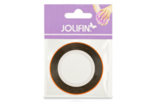 Jolifin Pinstripes hologramm kupfer - 3mm