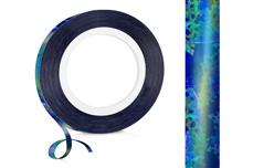Jolifin Pinstripes hologramm dunkelblau - 2mm