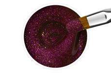 Jolifin Farbgel burgunder Glimmer 5ml