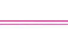 Jolifin Feile gebogen neon-pink 100/180