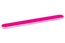 Jolifin Feile gerade neon-pink 100/180