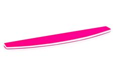 Jolifin Feile Trapez neon-pink 100/180