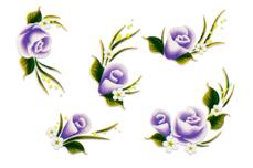 Jolifin Airbrush Tattoo Nr. 23