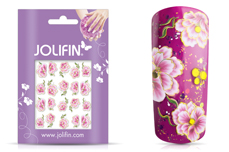 Jolifin Airbrush Tattoo Gold 5