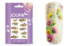 Jolifin Airbrush Tattoo Gold 8