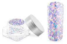 Jolifin Nightshine Illusion Glitter - purple