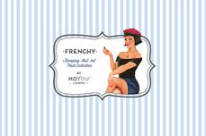 MoYou-London Schablone Frenchy 04