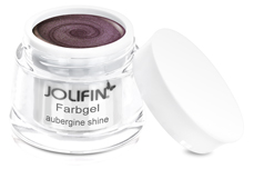 Jolifin Farbgel aubergine shine 5ml