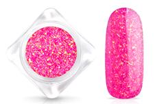 Jolifin Nightshine Glitterpuder - neon-pink