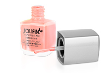 Jolifin Stamping-Lack - pastell-coral 12ml