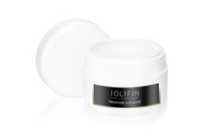 Jolifin LAVENI Refill - French-Gel soft-white 250ml