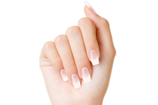 Jolifin LAVENI Refill - French-Gel soft-white 250ml