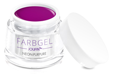 Jolifin Farbgel neon-purpure 5ml