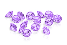 Jolifin Micro Crystals - purple