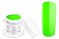 Jolifin Wetlook Farbgel neon-green 5ml
