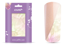 Jolifin Nailart flexi Seashell Wrap pearl