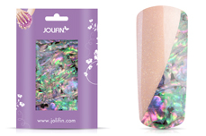 Jolifin Nailart flexi Seashell Wrap multicolor