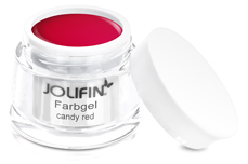 Jolifin Farbgel candy red 5ml