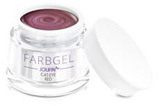 Jolifin Cat-Eye Farbgel red 5ml