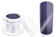Jolifin Cat-Eye Farbgel blue 5ml