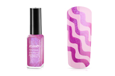 Jolifin Nailart Fineliner pink Glimmer 10ml