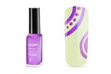 Jolifin Nailart Fineliner shiny purple 10ml