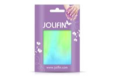Jolifin Diamond Foil - türkis