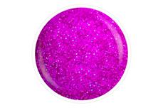 Jolifin Carbon Quick-Farbgel neon-purple Glitter 11ml