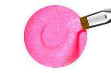 Jolifin Farbgel shiny neon-babypink 5ml