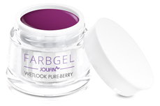 Jolifin Wetlook Farbgel pure-berry 5ml