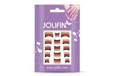 Jolifin Fussball French Sticker - Germany
