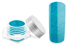 Jolifin Velvet Powder light blue