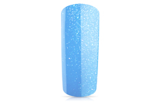 Jolifin Farbgel rainbow Glitter light-blue 5ml