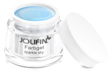 Jolifin Farbgel sparkle sky 5ml