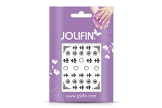 Jolifin Black Elegance Tattoo 15