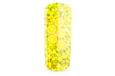Jolifin Glitter Fruit - yellow orange