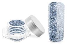 Jolifin Marmor Glitter - blue