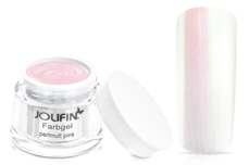Jolifin Farbgel Perlmutt pink 5ml