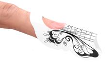 Jolifin Schmetterling Schablone Mandelform 500er