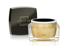 Jolifin LAVENI Farbgel - black 5ml