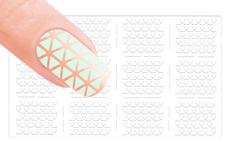 Jolifin Design Schablone XL Nr. 6