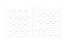 Jolifin Design Schablone XL Nr. 8